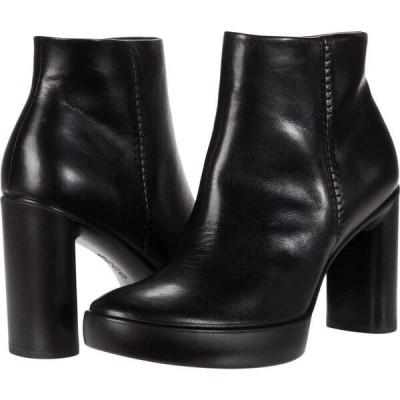 エコー ECCO レディース ブーツ ショートブーツ シューズ・靴 Shape Sculpted Motion 75 Ankle Boot Black