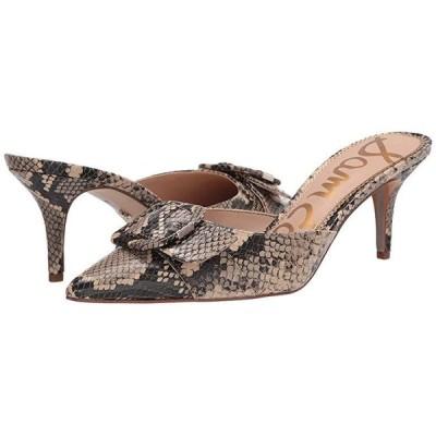 サム エデルマン Janessa レディース ヒール パンプス Desert Multi Exotic Snake Print Leather