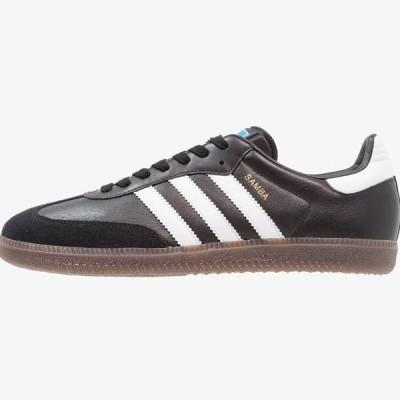 アディダス メンズ 靴 シューズ SAMBA OG - Trainers - core black/footwear white