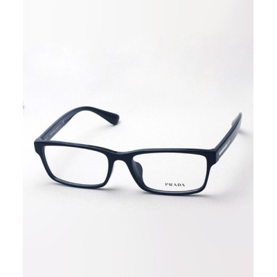GLASSMANIA -Tokyo Aoyama- / 【PRADA/プラダ】スクエア メガネ PR01SV 1AB1O1 WOMEN ファッション雑貨 > メガネ