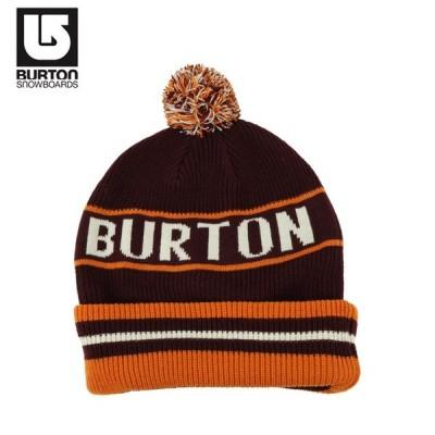 バートン BURTON ONE size  キャップ Cap ニットCAP マルーン メンズ  スノーボード スノボ ウインター スポーツ  正規品