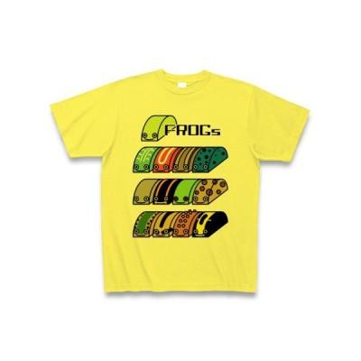 カエル×13 Tシャツ(イエロー)
