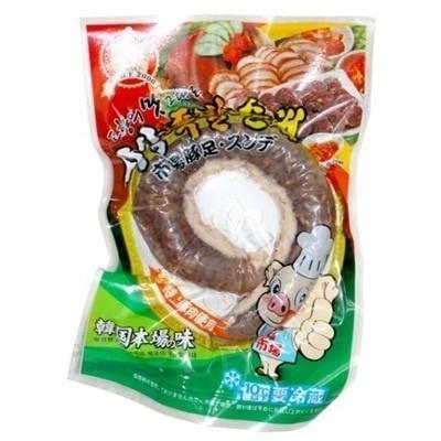 冷蔵市場スンデ(250g) 加工食品 冷蔵食品 韓国料理 韓国食材 韓国食品