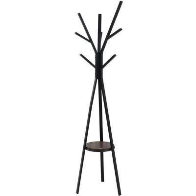 JKプラン DRT-1006-BK ブラック Rita [ポールハンガー] ハンガーラック・ポール