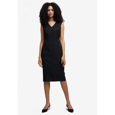 ドロシー パーキンス Dorothy Perkins レディース パーティードレス ワンピース・ドレス Black Sweetheart Dress Black