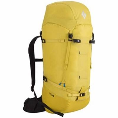 海外正規品 並行輸入品 アメリカ直輸入 Black Diamond Speed 40 Backpack, Sulfur, Small/Medium