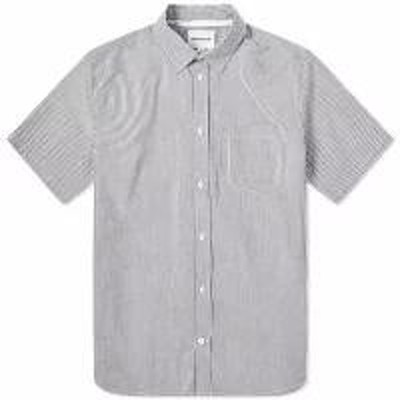 Norse Projects メンズシャツ Norse Projects Short Sleeve Osvald