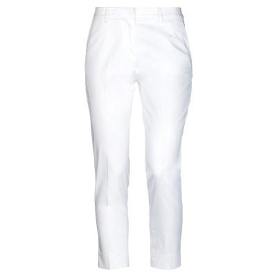 ポール・アンド・シャーク PAUL & SHARK パンツ ホワイト 42 コットン 97% / ポリウレタン 3% パンツ