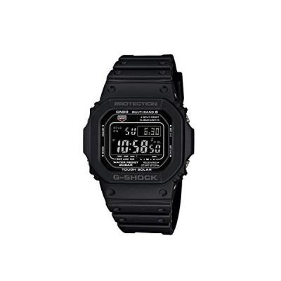 腕時計 カシオ メンズ GW-M5610-1BJF Casio Men's GW-M5610-1BJF G-Shock Solar Digital Multi Band 6 Black