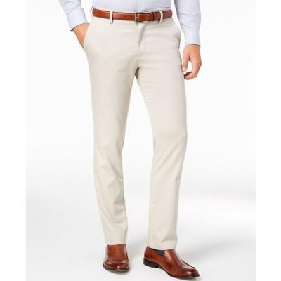 ドッカーズ カジュアルパンツ ボトムス メンズ Men's Signature Lux Cotton Slim Fit Stretch Khaki Pants Cloud