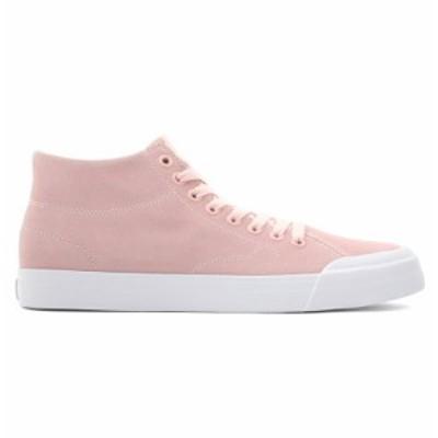 60%OFF セール SALE DC Shoes ディーシーシューズ ユニセックス ハイカットスニーカー EVAN SMITH HI ZERO スニーカー 靴 シューズ