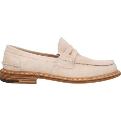 プレミアータ PREMIATA メンズ ローファー シューズ・靴 loafers Ivory