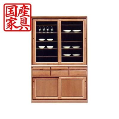 食器棚 ダイニングボード キッチン収納 幅140 完成品 キッチン 食器収納 北欧 シンプル モダン 木製