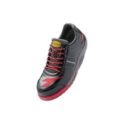 DIADORA ディアドラ 安全靴 ロードランナー ブラック/ブラック サイズ:27.0 RR-22