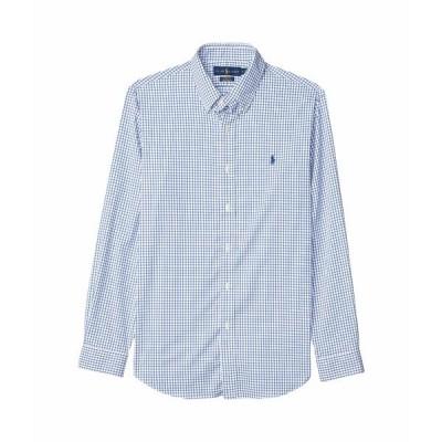 ラルフローレン シャツ トップス メンズ Classic Fit Performance Shirt Multi 3