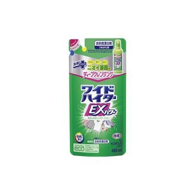 花王 ワイドハイターEXパワー 詰替用 480ml 289605 / オフィス用品 生活用品 家電 / 25936
