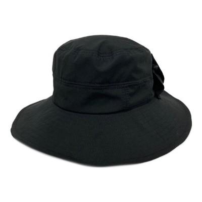 ノーブランド No Brand TWILL BACK RIBBON HAT TYO-102 TYO-102L (BLACK)