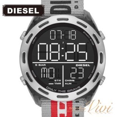 DIESEL ディーゼル 時計 メンズ 腕時計 クォーツ DZ1894 CRUSHER ラッピング無料 TU1022