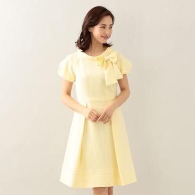 ダブルクロスタックドレス