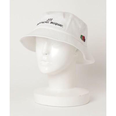 帽子 ハット FRUIT OF THE LOOM BASQUIAT BUCKET HAT