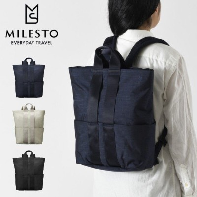 milest ミレスト かばん MLS568 STLAKT バックパック Mサイズ バック カバン 鞄 旅行 出張 メンズ レディース 新生活 人気