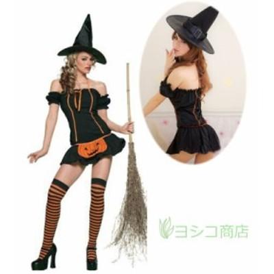 Halloween ハロウィン 万聖節衣装 レディース コスプレグッズ 魔女 コスチューム 巫女 ウィッチワンピース 悪魔仮装 大人用 舞台 余興