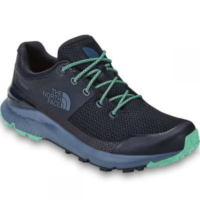 ザ ノースフェイス THE NORTH FACE レディース ハイキング・登山 シューズ・靴 Vals Waterproof Hiking Shoes URBN NVY/ICE GRN