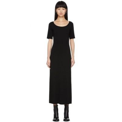 ルメール Lemaire レディース ワンピース ワンピース・ドレス Black Second Skin Dress Black