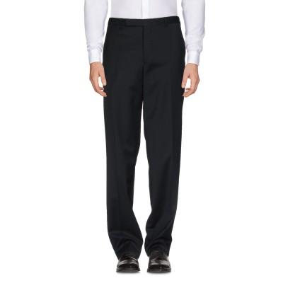 TREND CORNELIANI パンツ ブラック 56 ポリエステル 54% / バージンウール 44% / ポリウレタン 2% パンツ