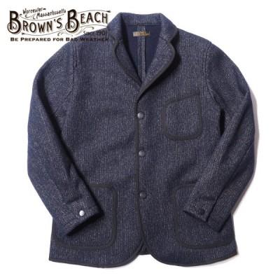 ブラウンズビーチ テーラードジャケット TAILORED JACKET BBJ-004 BROWN'S BEACH