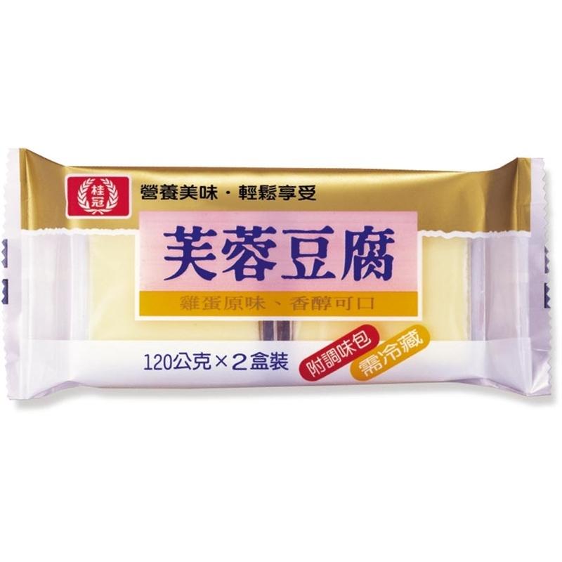 桂冠芙蓉豆腐