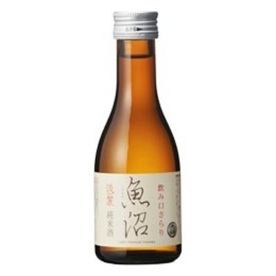 清酒 白瀧 淡麗魚沼 純米 180ml 日本酒