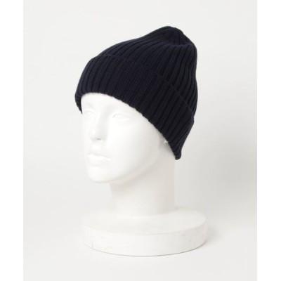 帽子屋ONSPOTZ / フェヌア ニット帽 ウォッシャブル ワッチ WASHABLE WOMEN 帽子 > ニットキャップ/ビーニー