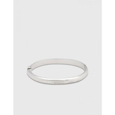 アンダーカバー Undercover メンズ ブレスレット ジュエリー・アクセサリー logo bracelet Silver