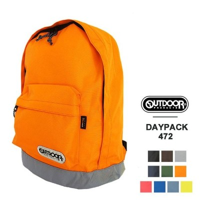OUTDOOR PRODUCTS アウトドアプロダクツ リュック デイパック バックパック Basic 2Tone Back pack 472 23L 定番新シリーズ 送料無料