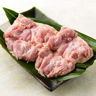 鳥芳 【オンライン限定】徳島県産阿波尾鶏もも肉2枚