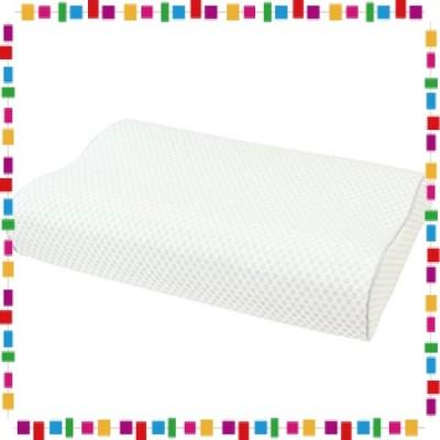 フランスベッド 低反発枕 エアレートピロー コンフォートソフト(やわらかめ) ホワイト [洗える枕カバー/消臭成