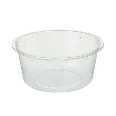 (まとめ)エフピコチューパ PCカップ 430ml本体 PC-430MBホンタイ 1パック(50枚)〔×10セット〕