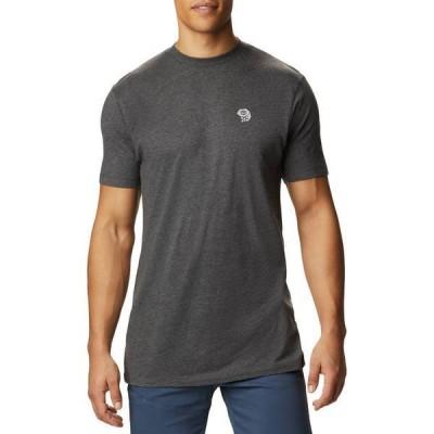マウンテンハードウェア メンズ シャツ トップス Mountain Hardwear Men's Logo T-Shirt