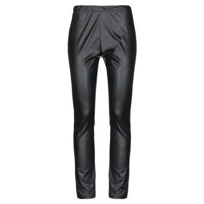 KAOS JEANS パンツ ブラック 46 ポリエステル 62% / ポリウレタン 38% パンツ