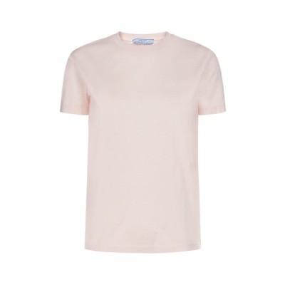 プラダ レディース Tシャツ トップス Prada Crewneck Three-Pack T-Shirts -