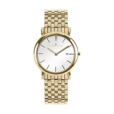Jacques Lemans Unisex Wristwatch Vienna 1-1370 P 並行輸入品