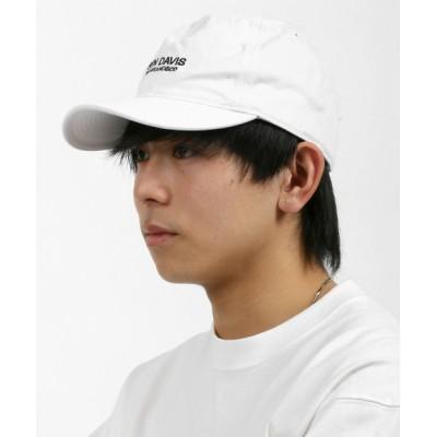 Salong hameu / BEN DAVIS◆フロントロゴ刺繍キャップ MEN 帽子 > キャップ
