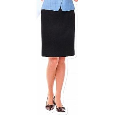 A4032-3 スカート 全1色 (福本服装 ERGON エルゴン 事務服 制服)
