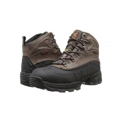 SKECHERS Work スケッチャーズ メンズ 男性用 シューズ 靴 ブーツ ワークブーツ Radford - Black/Brown