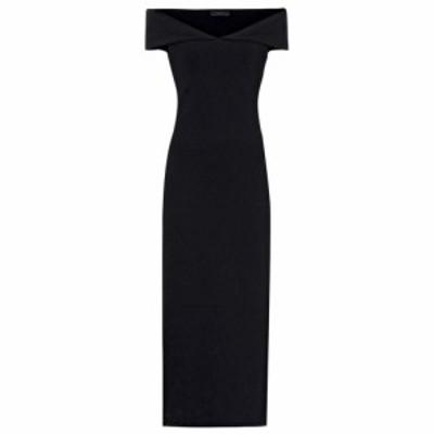 ザ ロウ The Row レディース パーティードレス ワンピース・ドレス delmi scuba dress Black