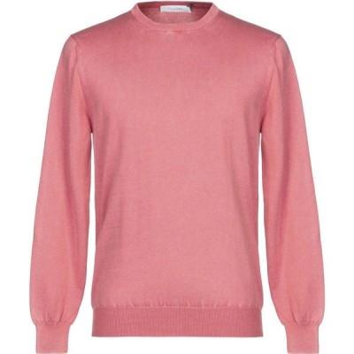 クルチアーニ CRUCIANI メンズ ニット・セーター トップス sweater Salmon pink