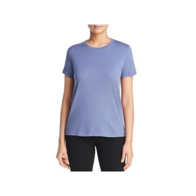 レディース 衣類 トップス Three Dots Womens Colette Cotton Crew Neck T-Shirt Tシャツ