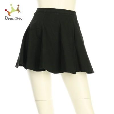ディーアンドジー D&G スカート サイズS レディース ブラック系 フレアスカート 表示なし   スペシャル特価 20210428