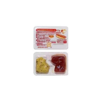 QP トマト&あらびきマスタードDP 6.5g 60個【常温】